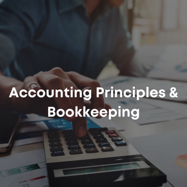Accounting Principles and Bookkeeping