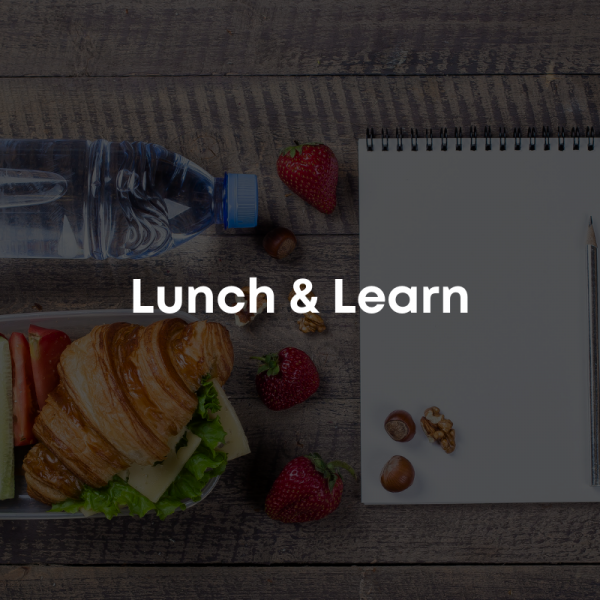 Lunch & Learn Courses Calgary